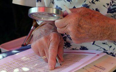 Kwetsbare oudere kan moeilijk hulp vinden